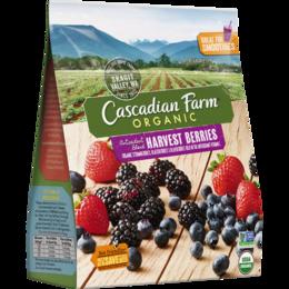 Cascadian Farm Organic Antioxidant Blend Harvest Berries