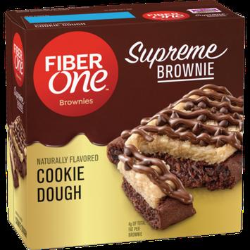 FIBER ONE™ Supreme Brownie Cookie Dough