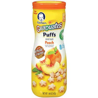 Graduates Finger Foods Puffs Peach