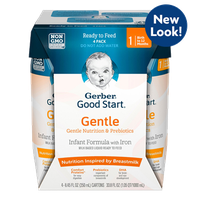 Gerber® Good Start® Gentle Ready to Feed Infant Formula