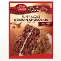 Betty Crocker™ Super Moist™ Delights German Chocolate Cake Mix