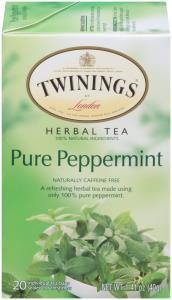 Twinings® Pure Peppermint Tea K-cups