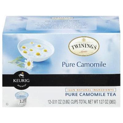 Twinings® Pure Camomile Herbal Tea K-cup