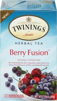Twinings® Berry Fusion Herbal Tea Bag