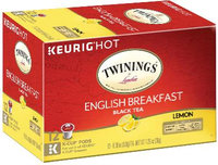 Twinings® English Breakfast Lemon K-cup