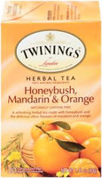 Twinings® Herbal Unwind Honeybush, Mandarin & Orange Tea Bag