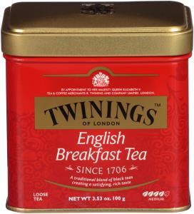 TWININGS™ OF LONDON English Breakfast Loose Tea