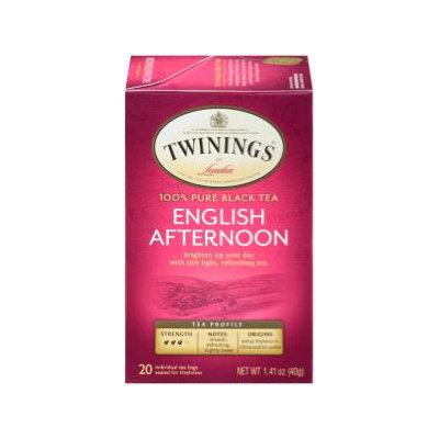 Twinings® English Afternoon Tea Bags