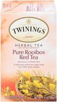 Twinings® Pure Rooibos Herbal Tea Bag