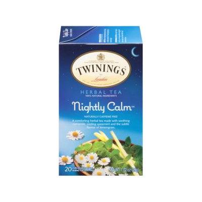 Twinings® Nightly Calm Tea Bag