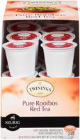 Twinings® Pure Rooibos Herbal Tea, Keurig K-cups