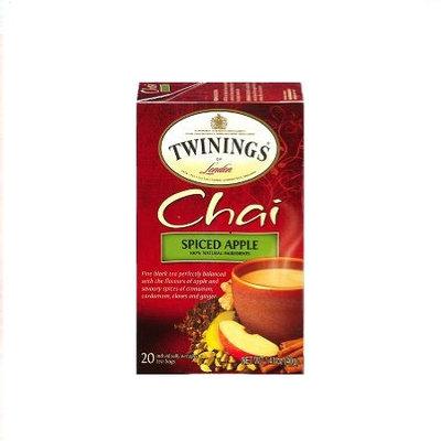 TWININGS® OF London Apple Spiced Chai Tea Bags