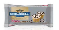 Ghiradelli Semi-Sweet Chocolate Mini Baking Chips