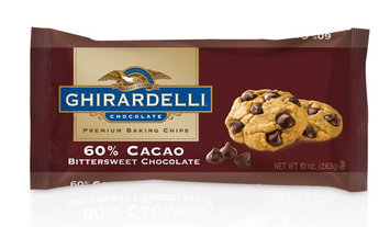 Ghirardelli Bittersweet 60% Cacao Baking Chips