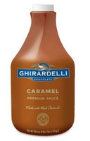 Ghirardelli Chocolate Creamy Caramel Flavored Sauce