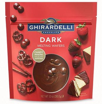 Ghirardelli Chocolate Dark Melting Wafers