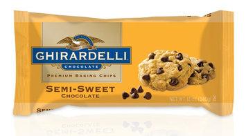 Ghirardelli Chocolate Premium Baking Chips Semi-Sweet Chocolate Chips