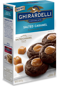 Ghirardelli Chocolate Salted Caramel Premium Cookie Mix