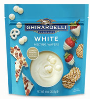 Ghirardelli Chocolate White Melting Wafers
