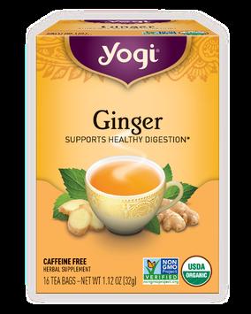Yogi Tea Ginger Tea