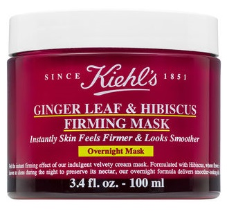 Kiehl's Ginger Leaf & Hibiscus Firming Overnight Mask