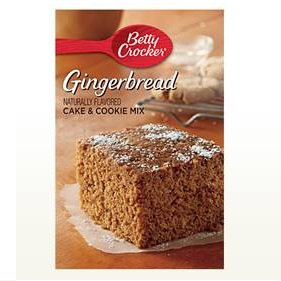 Betty Crocker™ Gingerbread Cake Mix