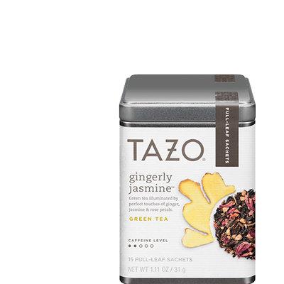 Tazo Gingerly Jasmine™ Green Tea