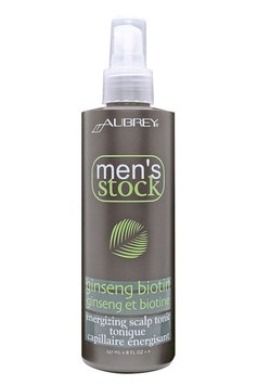 Aubrey Organics Ginseng Biotin Energizing Scalp Tonic