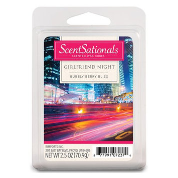 ScentSationals® Girlfriend Night Wax Cubes