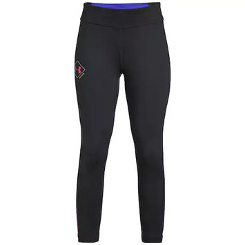 Under Armour She Plays We Win Finale Pieced Capri Leggings For Girls 7-16
