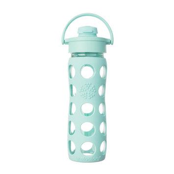 Lifefactory Glass Bottle with Flip Cap