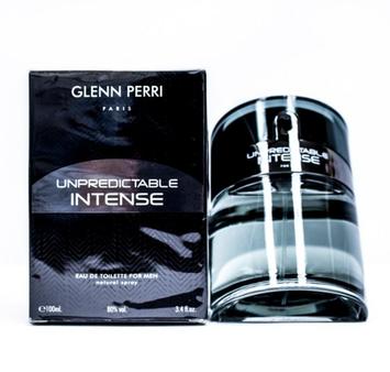 Glenn Perri Unpredictable Intense For Men Eau De Toilette