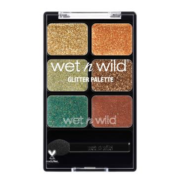 wet n wild Fantasy Makers Glitter Eyeshadow Palette