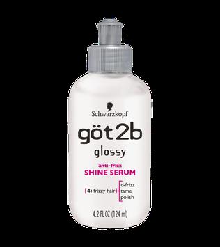 göt2b® Glossy Anti-frizz Shine Serum