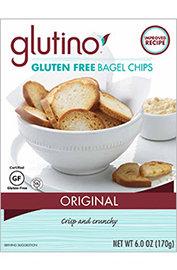 Glutino Original Gluten Free Bagel Chips