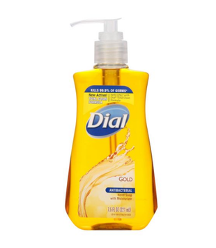 Dial® Antibacterial Liquid Hand Soap Gold