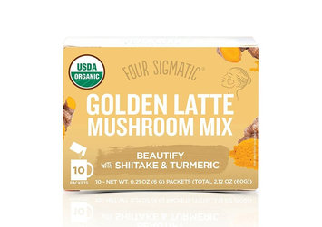 Four Sigmatic Golden Latte With Shiitake & Turmeric