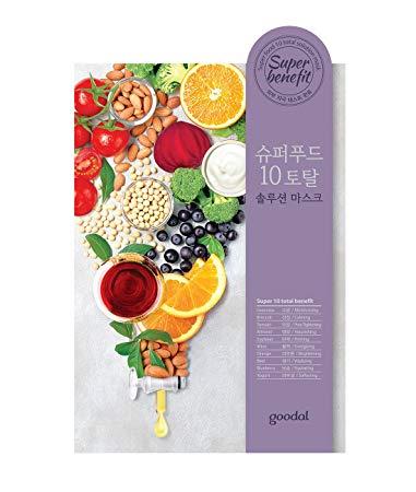 goodal Super Food 10 Solution Mask