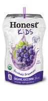Honest Kids Organic Goodness Grapeness Juice