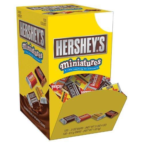 Hershey's Assorted Miniatures Box