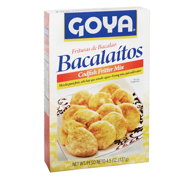 Goya® Bacalaitos Codfish Fritter Mix