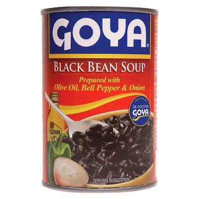 Goya® Black Bean Soup