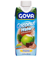 Goya® Coconut Water with Chocolate