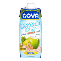 Goya® Coconut Water with a Guava Twist