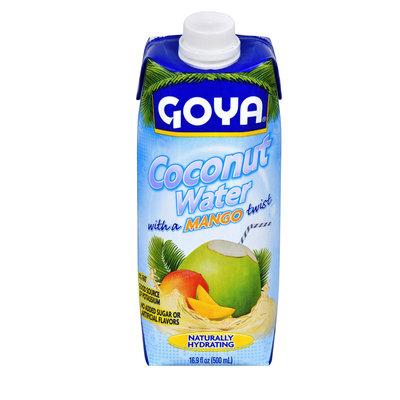 Goya® Coconut Water with a Mango Twist