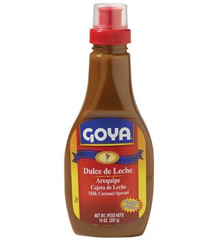 Goya® Dulce de Leche - Milk Caramel Spread -Squeeze