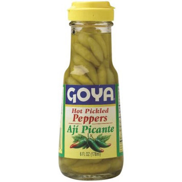 Goya® Hot Pickled Yellow Peppers