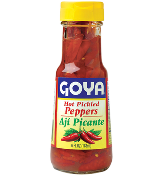 Goya® Hot Pickled Red Peppers