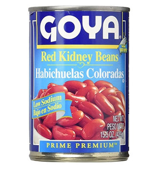Goya® Low Sodium Red Kidney Beans