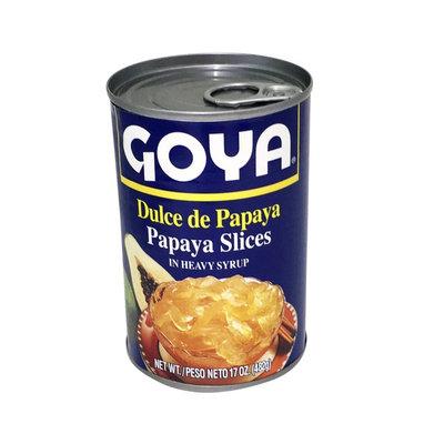 Goya® Papaya Slices